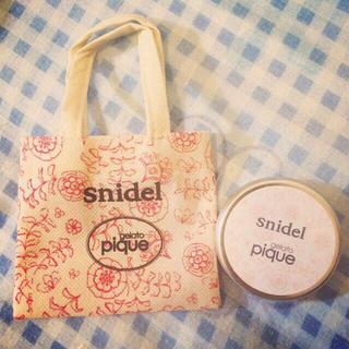 スナイデル(snidel)のsnidel 練り香水(香水(女性用))