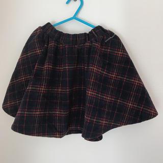 ブリーズ(BREEZE)のBREEZE 女の子 プリーツスカート(スカート)