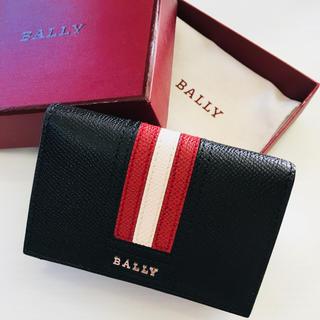 バリー(Bally)の【新品】BALLYカードケース(名刺入れ/定期入れ)