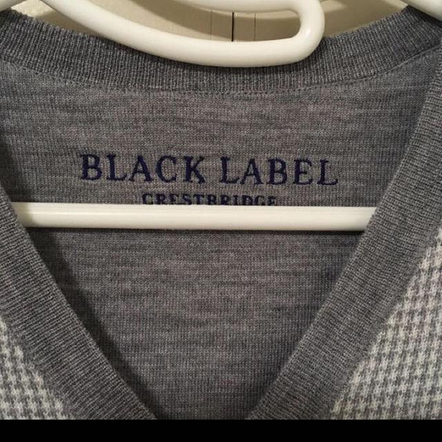 BLACK LABEL CRESTBRIDGE(ブラックレーベルクレストブリッジ)の本日15日まで!【新品未使用】 BLACK LABEL ブラックレーベル  メンズのトップス(ニット/セーター)の商品写真