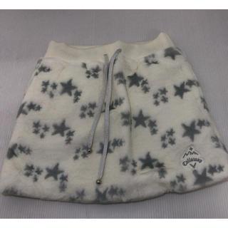 キャロウェイゴルフ(Callaway Golf)のキャロウェイ スタージャガードボアスカート ホワイト サイズS(ミニスカート)