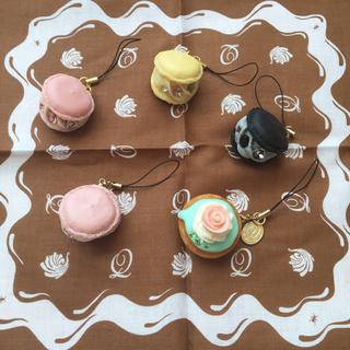 キューポット(Q-pot.)のq-pot  マカロン カップケーキまとめ売り(その他)