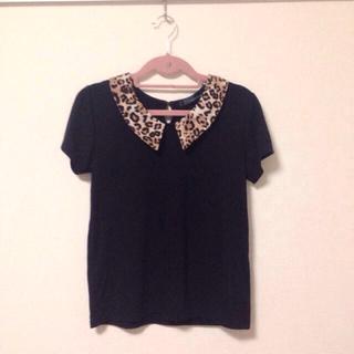 ミスティウーマン(mysty woman)の襟付きTシャツ(Tシャツ(半袖/袖なし))