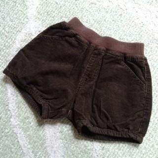 ムジルシリョウヒン(MUJI (無印良品))の90cm コーデュロイ ショートパンツ 無印(パンツ/スパッツ)