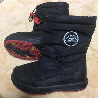 ヴァンズ(VANS)のVANS スノーブーツ 18cm(長靴/レインシューズ)