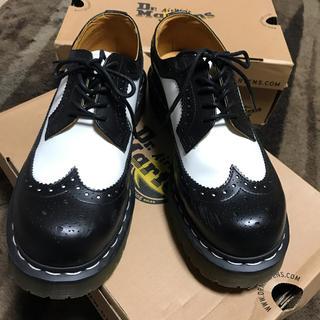 ドクターマーチン(Dr.Martens)のドクターマーチン ウィングチップシューズ ローファー Dr.martens(ローファー/革靴)