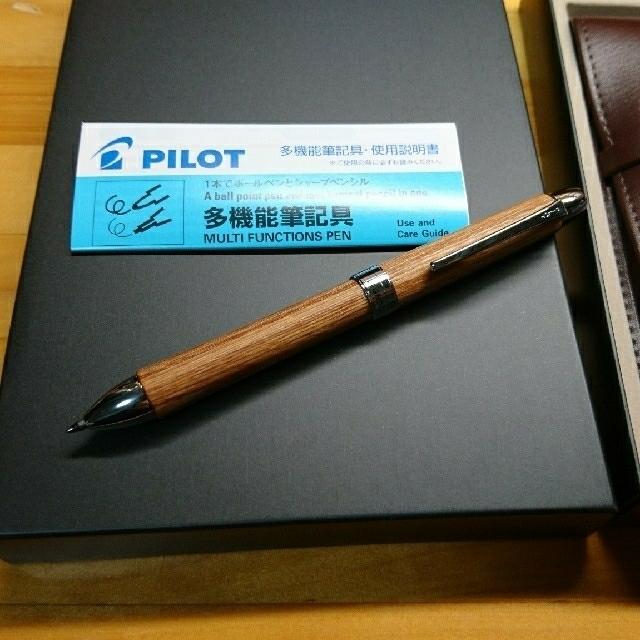 PILOT - PILOT 多機能筆記具 Z-GR-SBNの通販 by たけし's shop ...