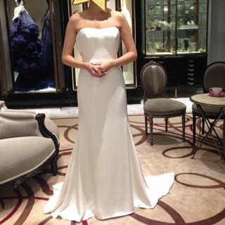 ヴェラウォン(Vera Wang)の5月20日まで 購入前コメント必要 vera wang odelle(ウェディングドレス)