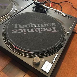 パナソニック(Panasonic)の【USED】technics(テクニクス)ターンテーブル ×2台セット(ターンテーブル)