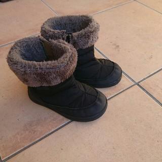 ズーム(Zoom)のズーム ブーツ 黒 17センチ(ブーツ)