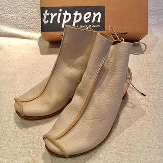 トリッペン(trippen)のまりこ様専用❣️trippenトリッペン ショートブーツ38(ブーツ)