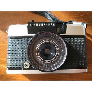 オリンパス(OLYMPUS)の【緊急値下げ!】中古 OLYMPUS PEN EE-3 完動品!フィルムカメラ(フィルムカメラ)