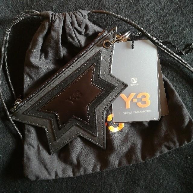 Y-3(ワイスリー)のワイスリー Y-3 コインケース 黒 ブラック メンズのファッション小物(コインケース/小銭入れ)の商品写真