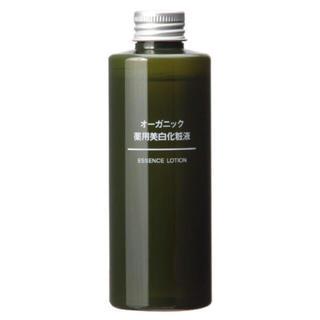 ムジルシリョウヒン(MUJI (無印良品))のオーガニック薬用美白化粧液 200ml(化粧水 / ローション)