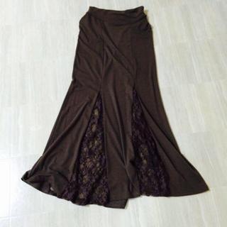 セシルマクビー(CECIL McBEE)の試着のみ☆セシルのロングスカート(ロングスカート)