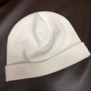 シャネル(CHANEL)のCHANEL シャネル ニット帽(ニット帽/ビーニー)