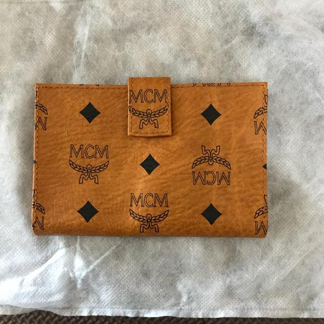 23072e55af46 MCM - MCM 二つ折り財布 エムシーエム 新品未使用の通販 by メム's shop ...