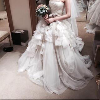 ヴェラウォン(Vera Wang)のvera wang hayley US6(ウェディングドレス)
