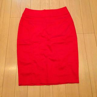 エイチアンドエム(H&M)のH&M タイトスカート♡34(ひざ丈スカート)