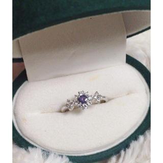 ダイヤ♡18金♡リング 指輪(リング(指輪))