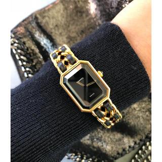 シャネル(CHANEL)の正規品 稼働中 美品♡シャネル プルミエール 時計(腕時計)