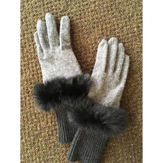 バーニーズニューヨーク(BARNEYS NEW YORK)のバーニーズニューヨーク 手袋(手袋)