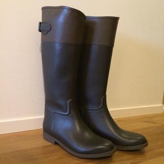 マーガレットハウエル(MARGARET HOWELL)のMHL レインブーツ  L(レインブーツ/長靴)