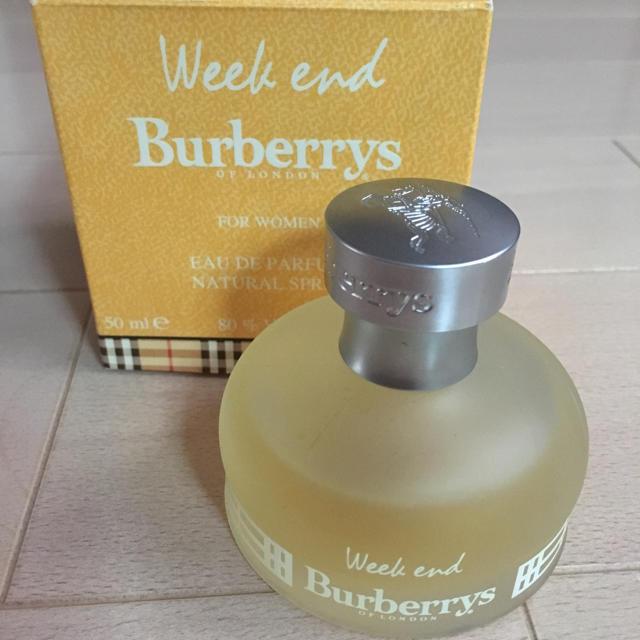 BURBERRY(バーバリー)のBURBERRY✰ウィークエンド50ml✰ コスメ/美容の香水(ユニセックス)の商品写真