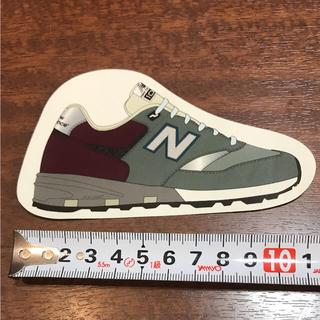 ニューバランス(New Balance)のニューバランス ステッカー 1001  newbalance 非売品 (その他)