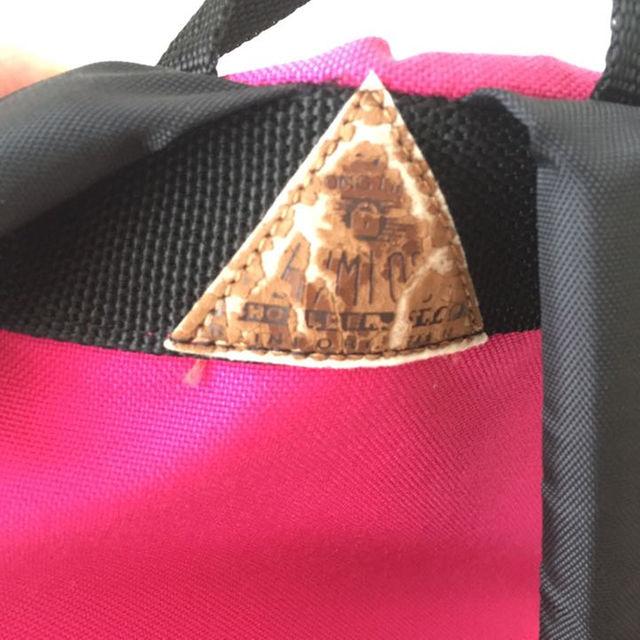OUTDOOR PRODUCTS(アウトドアプロダクツ)のアウトドア ピンク リュック メンズのバッグ(その他)の商品写真