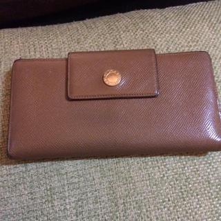ブルガリ(BVLGARI)の正規品鑑定済みブルガリ激安財布!セール(長財布)
