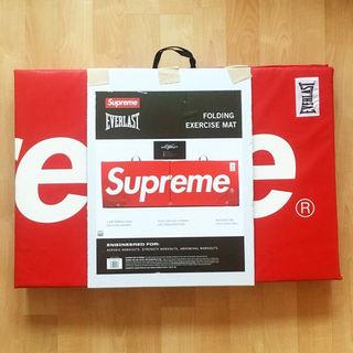 シュプリーム(Supreme)のSupreme Everlast Mat Red 赤 シュプリーム マット(その他)
