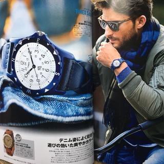 ロンハーマン(Ron Herman)の新品RHCロンハーマン大阪店限定ロゴ入りTIMEX完全別注Safari時計(腕時計(アナログ))