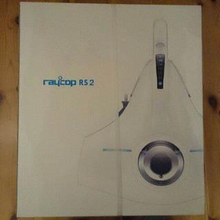 レイコップ RS2 -100JWH ホワイト 新品未開封☆(掃除機)