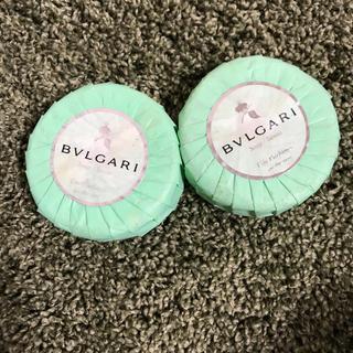 ブルガリ(BVLGARI)のブルガリ 石鹸2個(ボディソープ / 石鹸)