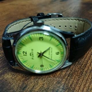 フォルティス(FORTIS)の◆FORTISスイス腕時計アンティーク手巻き◆(腕時計(アナログ))