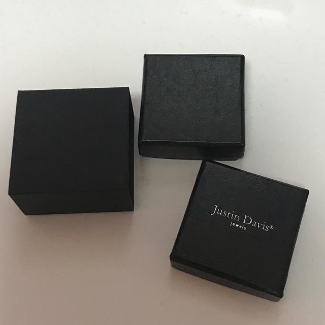 Justin Davis(ジャスティンデイビス)のジャスティンデイビス 空箱 ケース☆ その他のその他(その他)の商品写真