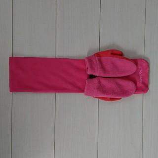 モンベル(mont bell)のモンベル 手袋マフラーセット(マフラー/ストール)