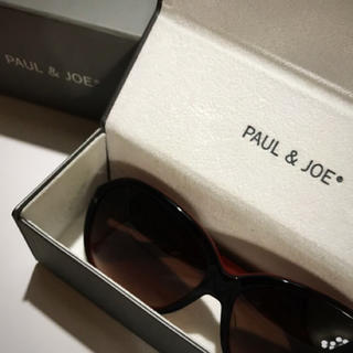 ポールアンドジョー(PAUL & JOE)のPAUL&JOE*美品  サングラス(サングラス/メガネ)