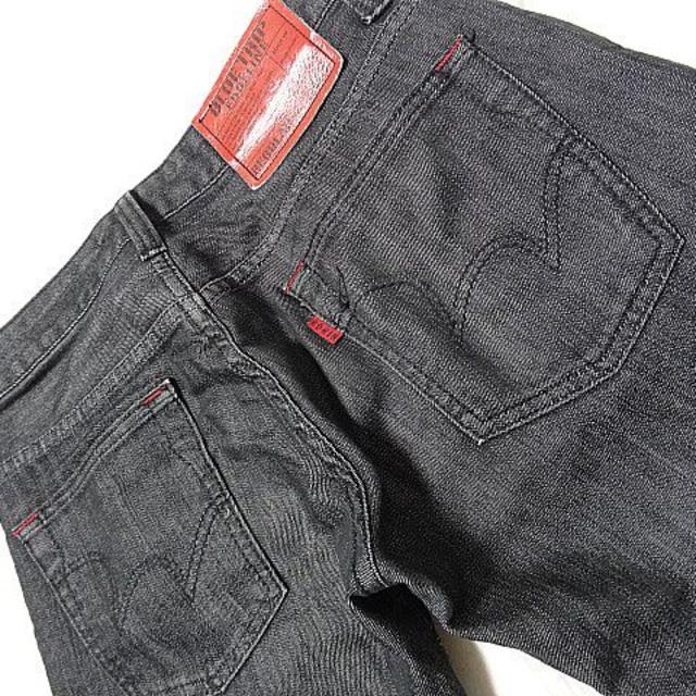 EDWIN(エドウィン)のEDWIN☆BLUETRIP☆EDGELINE☆ストレッチ黒デニム☆29☆ウェス メンズのパンツ(デニム/ジーンズ)の商品写真
