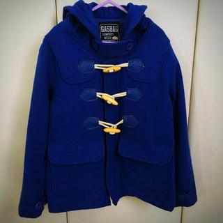 Gasbag 7size コート ブルー