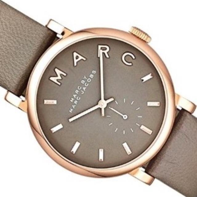 MARC BY MARC JACOBS(マークバイマークジェイコブス)のMBM1266 マークバイ マークジェイコブス 36mm グレー メンズの時計(腕時計(アナログ))の商品写真