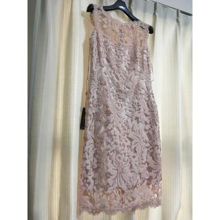 タダシショウジ(TADASHI SHOJI)の売り切り値下げ!タダシショージ 大人可愛い ピンクドレス(ミニワンピース)