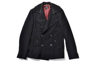 ザラ(ZARA)の◆ZARA MAN◆sizeS P-COAT wool JKT(ピーコート)