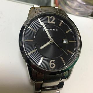 CROSS 腕時計 電池切れ