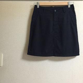 ムジルシリョウヒン(MUJI (無印良品))のMUJI ボックス ミニスカート(ミニスカート)