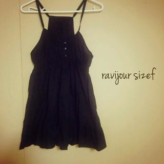 ラヴィジュール(Ravijour)のRavijour blacktops(Tシャツ(半袖/袖なし))