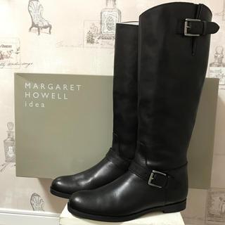 マーガレットハウエル(MARGARET HOWELL)のぶん様専用☆新品✴︎マーガレットハウエル ロングブーツ♡(ブーツ)