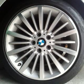 ビーエムダブリュー(BMW)のBMWホイールのみ 1本 420iグランクーペラグジュアリー2015年式(ホイール)