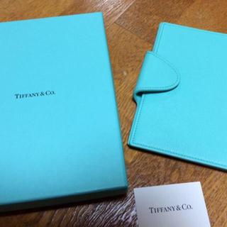 wholesale dealer 04bd2 c2698 Tiffany 手帳カバー